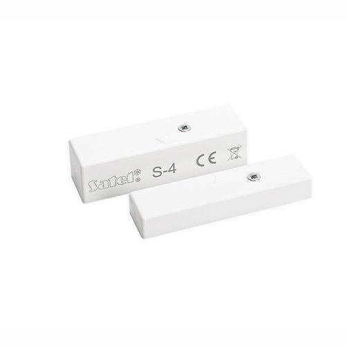 S-4        :Извещатель охранный точечный магнитоконтактный