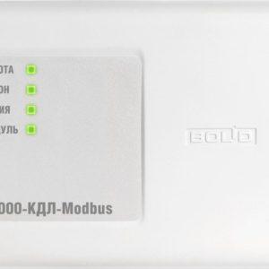 С2000-КДЛ-Modbus        :Контроллер двухпроводной линии с гальванической изоляцией