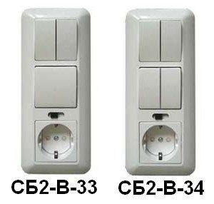 СБ2-B-33 (34)        :Исполнительный блок