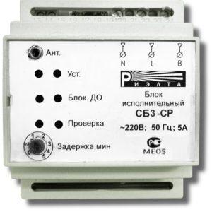 СБ3-СР        :Силовой модуль-контроллер