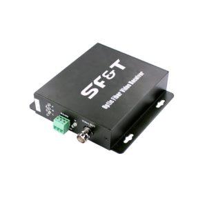 SFS11S5R        :Приемник 1-канальный по оптоволокну