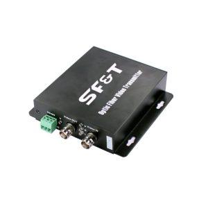 SFS11S5T        :Передатчик 1-канальный по оптоволокну