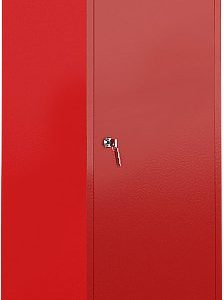 Ш-ПО-102НЗК        :Шкаф пожарный навесной закрытый красный