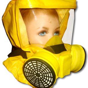 Шанс-Е с четвертьмаской        :Самоспасатель фильтрующий с четвертьмаской детский