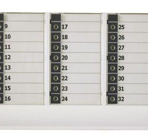 Шкала БИ32-И (комплект«Стрелец-Газовый») (Стрелец-Интеграл®)        :Шкала сменная для блока индикации
