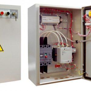 ШКП-30 с УПП        :Шкаф контрольно-пусковой с устройством плавного пуска