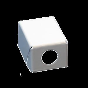 Соединитель ККМО Угол 25 Zo-образный металлический        :Угол Zo-образный для кабель-канала