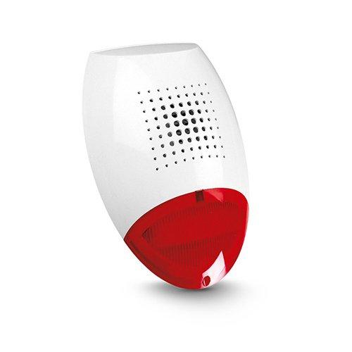 SP-500 R        :Оповещатель охранно-пожарный свето-звуковой