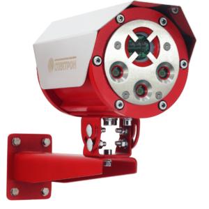 Спектрон-801-Exd-А-HART        :Извещатель пожарный пламени взрывозащищенный