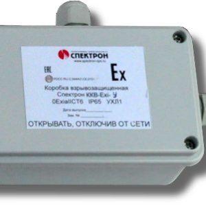 Спектрон-ККВ-Exi-У        :Коробка коммутационная взрывозащищенная