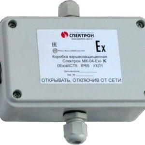 Спектрон-МК-04-Exi-К        :Коробка коммутационная взрывозащищенная