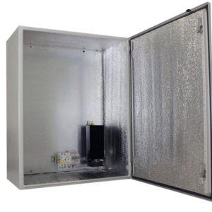 Спектрон-ТШ-Exe-300        :Шкаф монтажный с обогревом взрывозащищенный