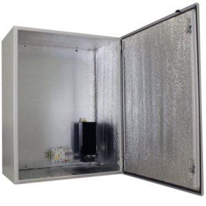 Спектрон-ТШ-Exe-600        :Шкаф монтажный с обогревом взрывозащищенный
