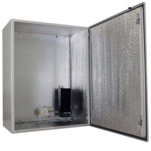 Спектрон-ТШ-Exe-800        :Шкаф монтажный с обогревом взрывозащищенный