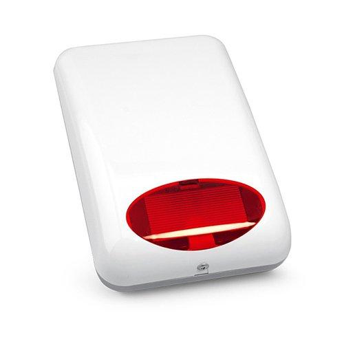 SPL-5010 R (красный)        :Оповещатель охранно-пожарный свето-звуковой
