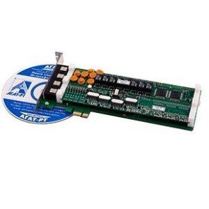 СПРУТ-7/А-4 PCI-Express        :Комплекс автоматической аудиозаписи