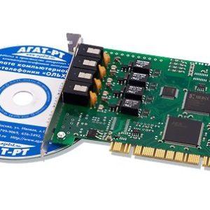 СПРУТ-7/А-4 PCI        :Комплекс автоматической аудиозаписи