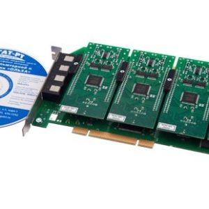 СПРУТ-7/А-8 PCI        :Комплекс автоматической аудиозаписи