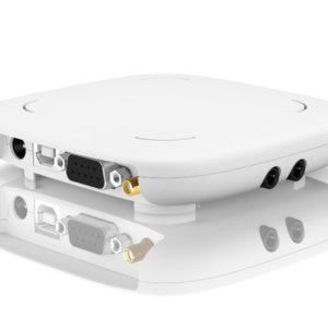 Стационарный GSM модем 900/1800 MHz RS232/USB (белый корпус)        :Модем GSM