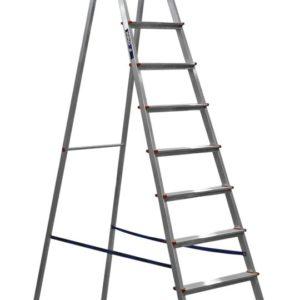 Стремянка 8-и ступенчатая (AM708)        :Лестница