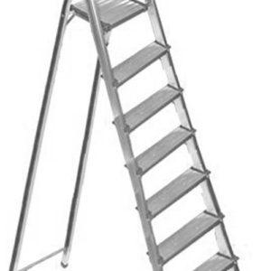 Стремянка 8-и ступенчатая (LWI08)        :Стремянка алюминиевая
