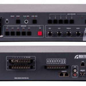 SX-480N        :Система оповещения автоматическая, 480 Вт
