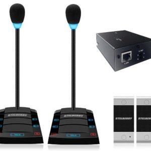SX-500/2        :Устройство переговорное клиент-кассир, дуплексное, с записью переговоров
