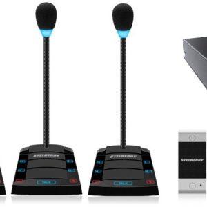 SX-500/3        :Устройство переговорное клиент-кассир, дуплексное, с записью переговоров