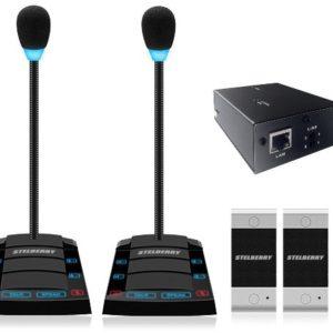 SX-510/2        :Устройство переговорное клиент-кассир, дуплексное, с записью переговоров
