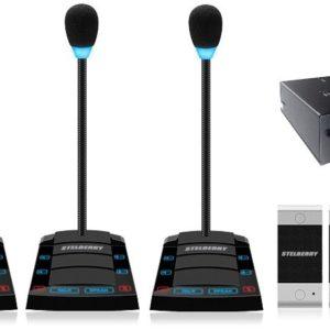 SX-510/3        :Устройство переговорное клиент-кассир, дуплексное, с записью переговоров