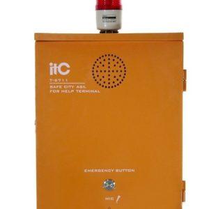 T-6711        :IP вызывная панель