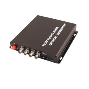 TA-H4/1F        :Передатчик 4-канальный по оптоволокну