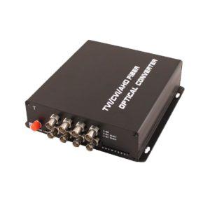 TA-H8/1F        :Передатчик 8-канальный по оптоволокну