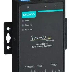 TCF-142-M-ST        :Преобразователь RS-232/422/485 в многомодовое оптоволокно