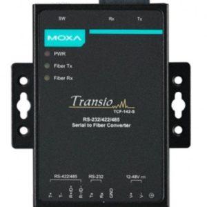 TCF-142-S-SC        :Преобразователь RS-232/422/485 в одномодовое оптоволокно