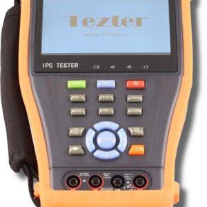 TIP-H-M-4,3(ver.2)        :Многофункциональный тестовый видеомонитор для аналогового и IP видеонаблюдения