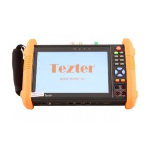 TIP-H-M-7        :Многофункциональный тестовый видеомонитор для аналогового и IP видеонаблюдения