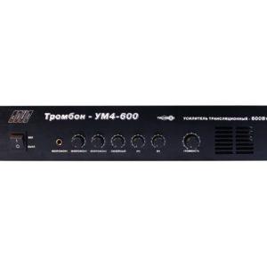 Тромбон-УМ4-600        :Усилитель мощности, 600 Вт