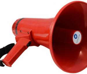 TS-115A        :Мегафон со встроенным микрофоном