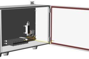 ТШ-4GЕх        :Шкаф монтажный с обогревом взрывозащищенный