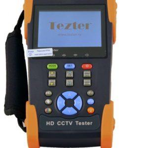 TSH-H-3,5        :Многофункциональный тестовый видеомонитор для аналогового видеонаблюдения