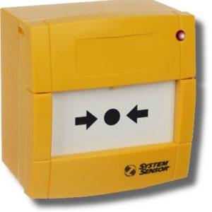 УДП2A-Y470SF-S214-01 (желтый)        :Элемент дистанционного управления электроконтактный