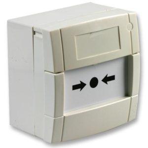 УДП3A-W000SF-S214-01 (белый)        :Элемент дистанционного управления электроконтактный