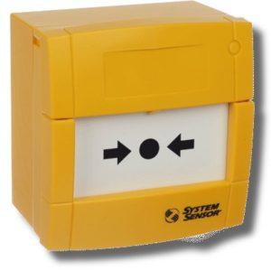 УДП4A-Y000SF-S214-01 (желтый)        :Элемент дистанционного управления электроконтактный