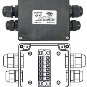 УК-Ex (Ладога-Ex)        :Устройство коммутационное