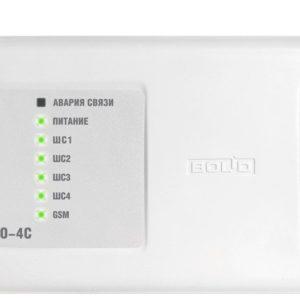 УО-4С исп. 02        :Устройство оконечное системы передачи извещений по каналам сотовой связи GSM