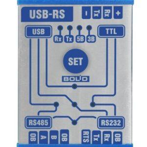 USB-RS        :Преобразователь интерфейсов