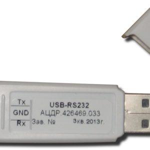 USB-RS232        :Преобразователь интерфейсов