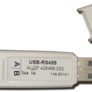 USB-RS485        :Преобразователь интерфейсов