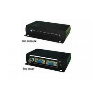 VC01        :Преобразователь VGA- видеосигнала в аналоговый видеосигнал